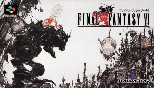 Final Fantasy VI RetrospectiveReview